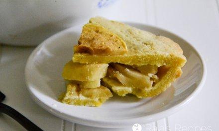 Personal Pan Apple Pie :: Paleo, GAPS