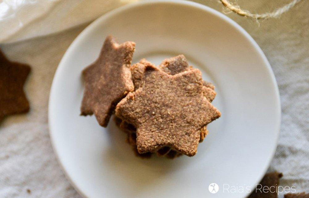 Molasses-Free Gingerbread Cutout Cookies