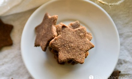 Molasses-Free Gingerbread Cutout Cookies