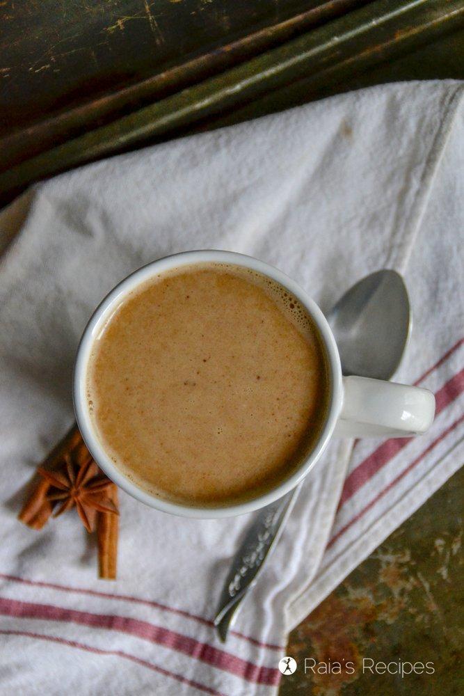 Pumpkin Chai Latte 3