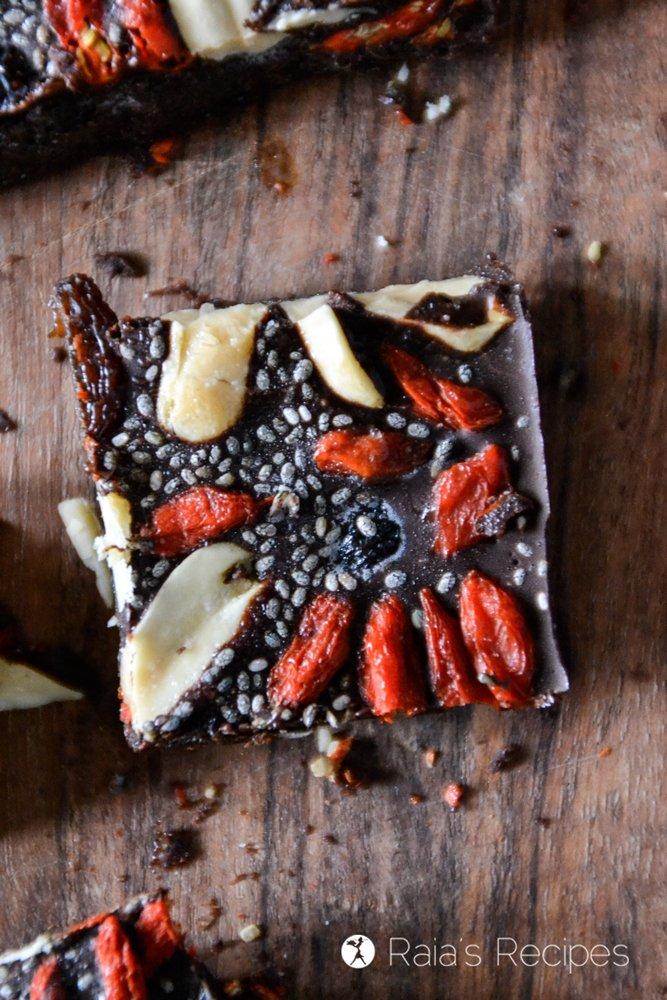 Sweet & Salty Chocolate Bar 4