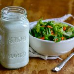 Probiotic Blender Ranch Dressing