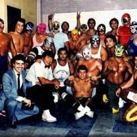 La lucha Libre mexicana