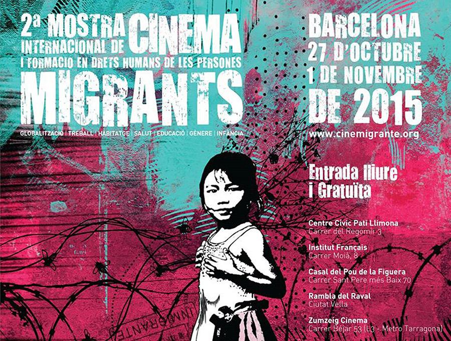 2ª Muestra de cine migrante de Barcelona
