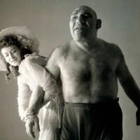 Maurice Tillet. El ángel francés