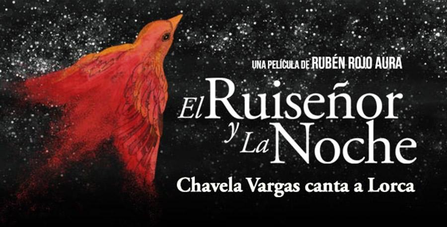 Cine a la fresca: El Ruiseñor y la Noche. Chavela Vargas canta a Lorca