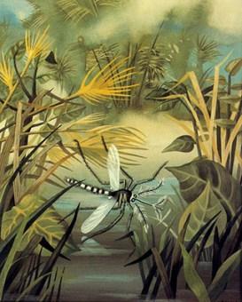 Paludismo, Remedios Varo, 1947