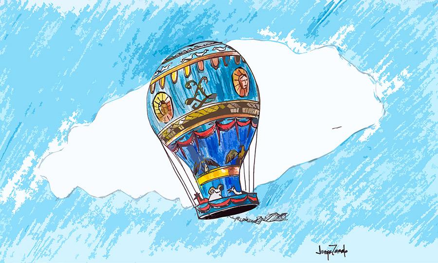 Ilustración: Jorge Zavala Carrillo
