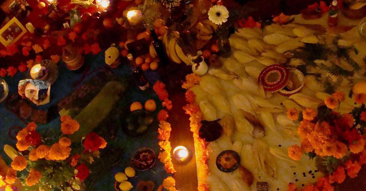 Fandango y Tlallmanalli por el Día de Muertos en Ollin Kaos