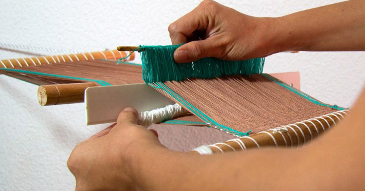 Tejiendo en México: Telar de cintura (Curso intensivo en Barcelona)