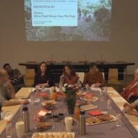 Bordando por la Paz en el Laboratorio de Aprendizaje Comunitario