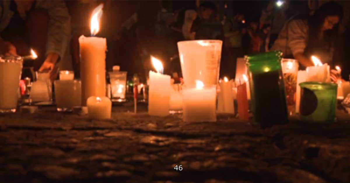Presentación del documental: Desaparecidos