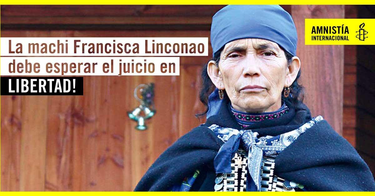 Arte por la resistencia Mapuche