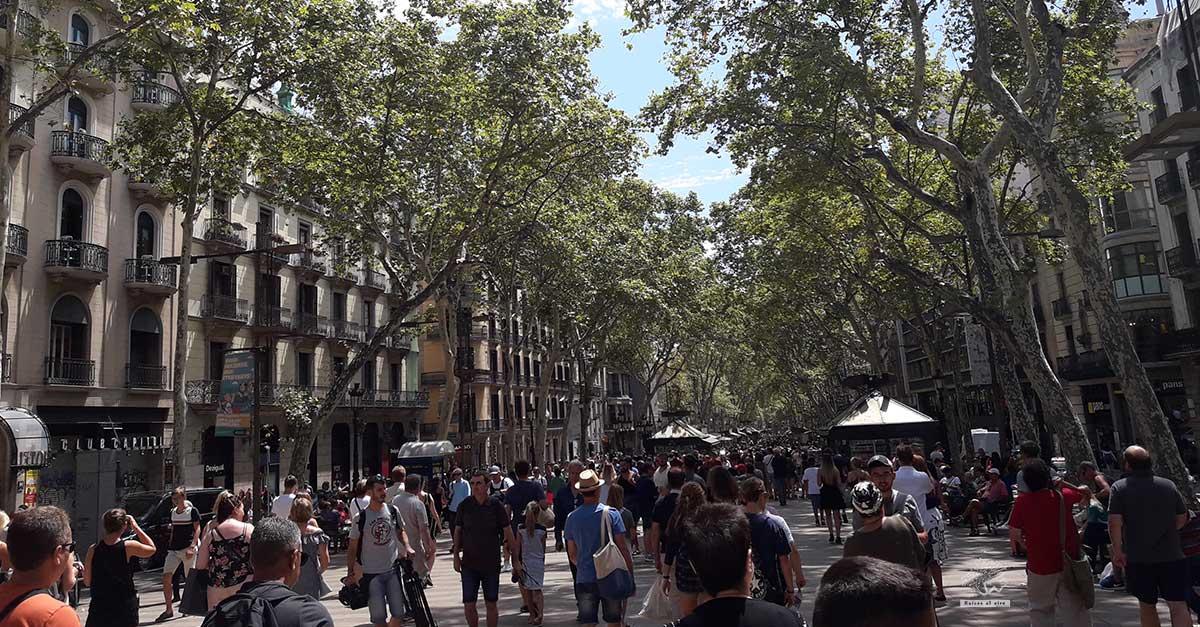 La calle más alegre del mundo