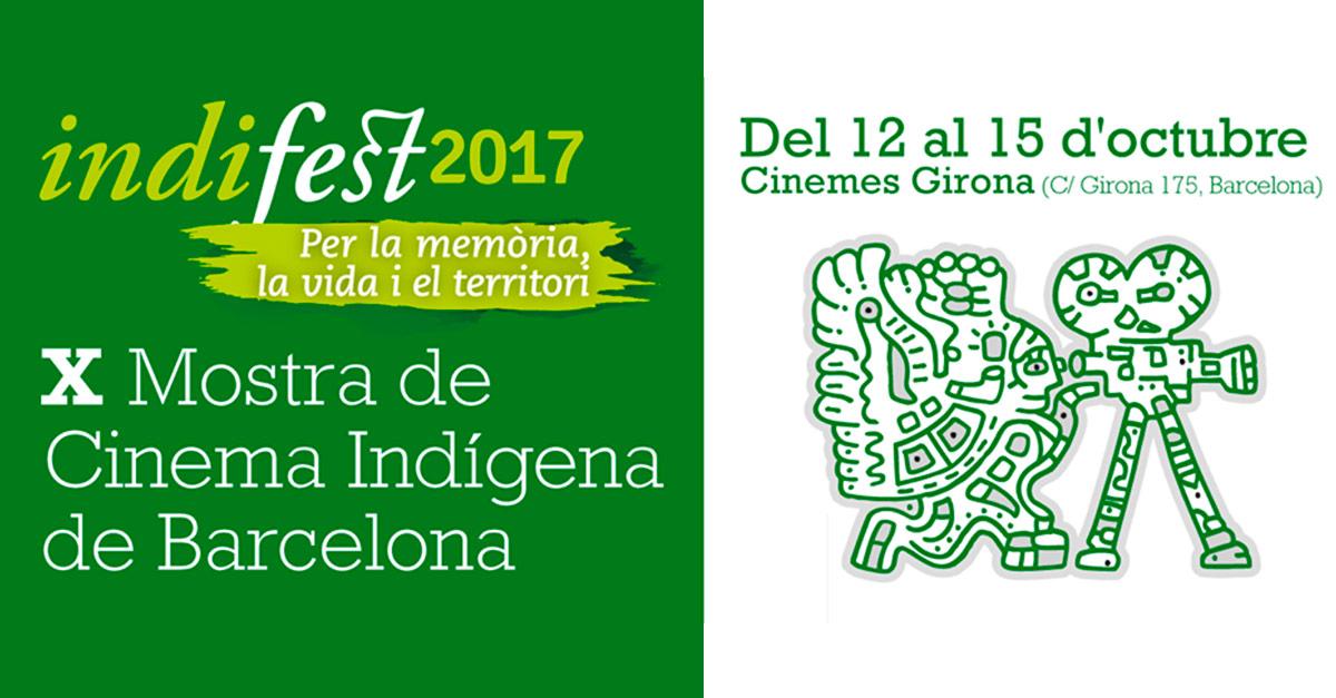 X Muestra de Cine Indígena Barcelona