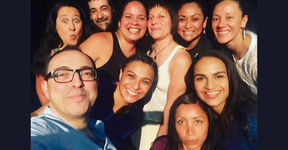 Teatro: Mexicatas