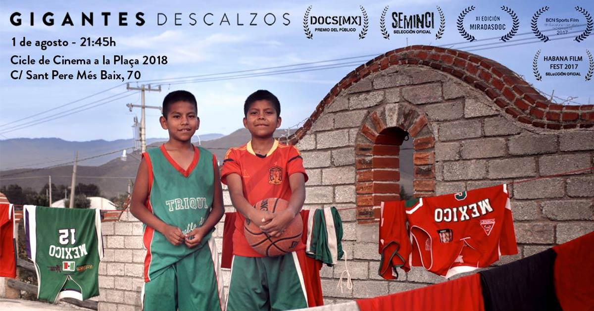 Cine: Los Gigantes descalzos, el documental