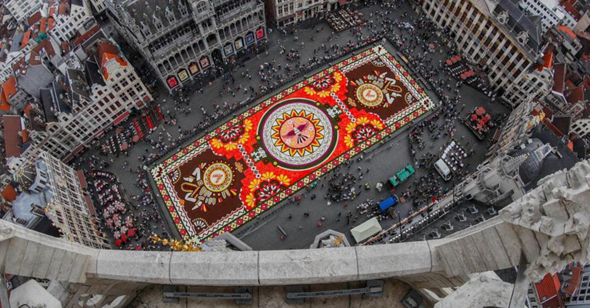 Guanajuato, orgullo cultural de México, en Bruselas