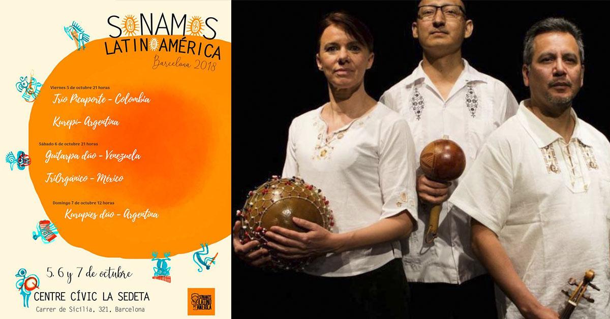 El Festival Sonamos Latinoamérica llega a Barcelona