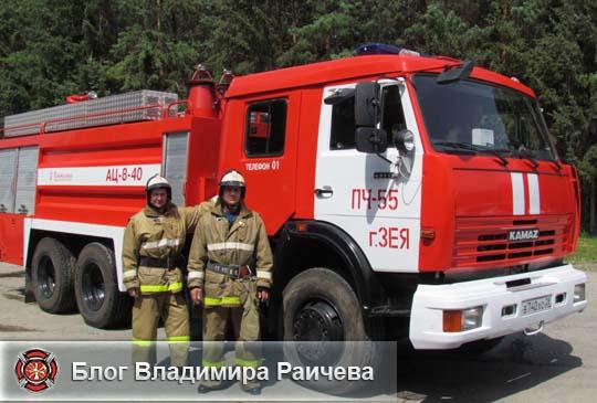 Пожарные машины - какие они и что могут эти вездеходы?