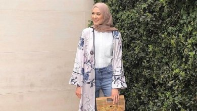 صورة ابتعدي عن ارتداء هذه الملابس في العمل من أجل إطلالة أنيقة بالحجاب