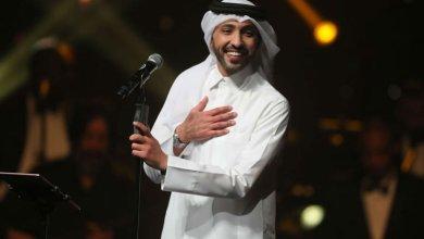 صورة فهد الكبيسي أول فنان عربي يفتتح حفل جوائز BAMA العالمية كعضو لجنة تحكيم