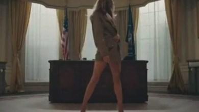 صورة ردود فعل فيديولميلانيا ترامب، ترقص عارية امام المكتب البيضوي داخل البيت الأبيض