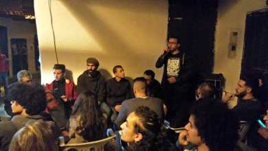 صورة طه النوري يحيي حفلا بأزقة المدينة العتيقة _ تطوان