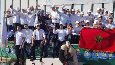 صورة طنجة تحتضن البطولة الوطنية لسباق النوادل في نسختها الثانية.