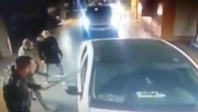 صورة أمن طنجة.. يتفاعل بسرعة مع شريط الاعتداء داخل مرآب للسيارات