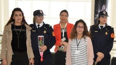 صورة مديرية الأمن تكرم الشرطيات في عيد المرأة العالمي