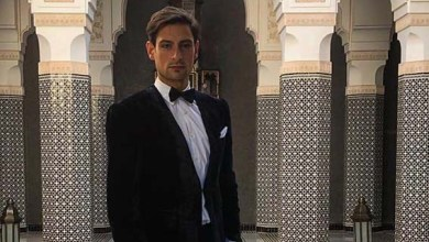 صورة النجم البريطاني بريس الكلاوي يعلن عن بدىء فيلمه الجديد