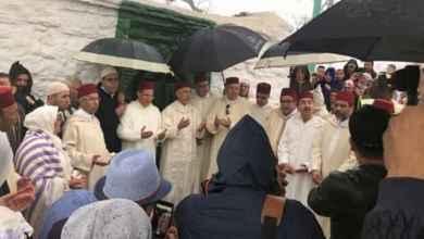 صورة الولي الصالح مولاي عبد السلام بن مشيش على موعد مع حفل ديني وفكري كبير ينظمه الشرفاء العلميون.