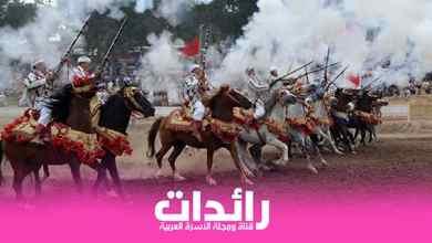 صورة مهرجان السنوسية للفروسية في الدورته السابعة بقرية با محمد