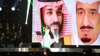 """صورة ديانا حداد تتألق بتفاعل جماهيري كبير بسهرة """"ليلة بيروت"""" في الرياض"""
