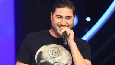 """صورة الفنان محمد عدلي ضيف برنامج """"ساعة سعيدة"""" على """"MBC5"""""""