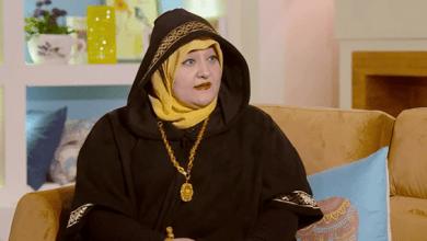 """صورة د. سناء الشعلان ضيفة البرنامج الثّقافيّ الشّهير """"أطراف الحديث"""""""
