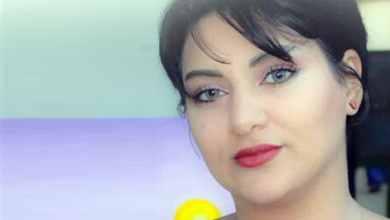 صورة بإطلالة جميلة .. الفنانة التشكيلية فاطمة الزهراء الحيحي تحتفل بعيد ميلادها