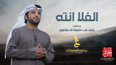 """صورة صوت الإمارات يحلق في علياء الشعر حاملاً أغنية """"الغلا انته"""""""