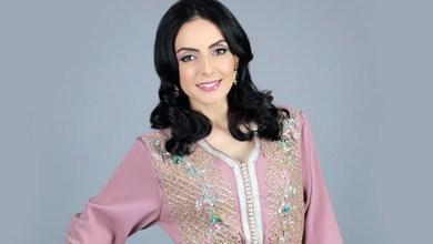 صورة ليلى الشواي مذيعة تمشي بوثوق فوق بساط التألق