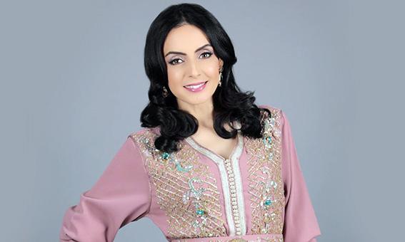 ليلى الشواي مذيعة تمشي بوثوق فوق بساط التألق محمد سعيد الأندلسي