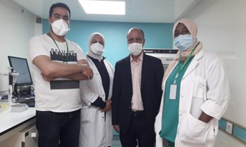 مندوبية وزارة الصحة باقليم بولمان تكثف مجهوداتها وتستنفر أطرها الصحية لمواجهة فيروس كورونا المستجد.11