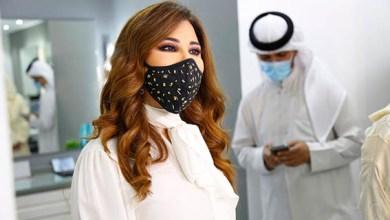 صورة إطلالة جديدة لشمس الأغنية العربية نجوى كرم في دبي