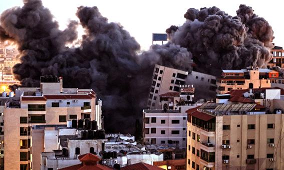 آخر تطورات الوضع في غزة الآن