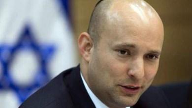 صورة رسمياً.. نفتالي بينت رئيس وزراء إسرائيل الجديد