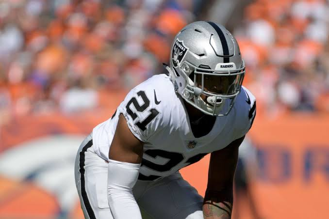 Gareon Conley brings stability and continuity to the Raiders secondary