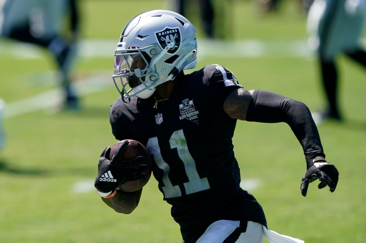 Can Raiders WR Henry Ruggs III finish strong in his rookie campaign?