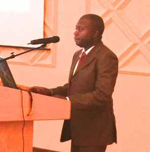 Conférence de Kadianda Mwanza, Université de Lubumbashi RDC