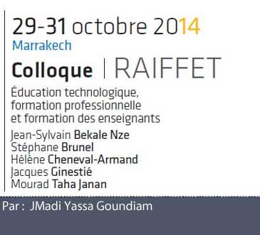 Contribution à une refondation du système éducatif malien cadre global d'une formation initiale et continue des enseignants par Madi Yassa Goundiam