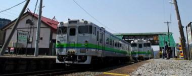 北海道の現在の鉄道